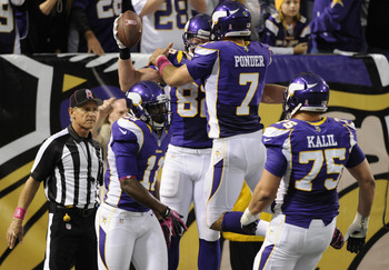 The Vikings are one of many surprise teams in the 2012-13 season