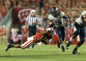 Utah State's Kerwynn Williams