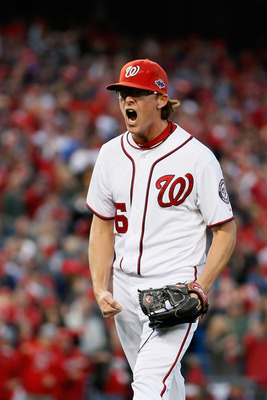 Tyler Clippard is a lethal weapon the Washington Nationals can use at any time late in Game 5.