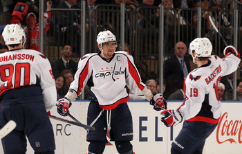 Ovechkin, Backstrom and MoJo could lead the Caps back to the top of the heap in the Southeast