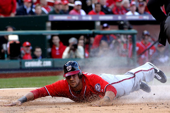 Ian Desmond could be a difference-maker against Adam Wainwright.
