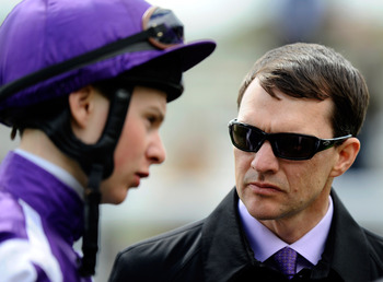 O'Brien will have a strong hand at Santa Anita