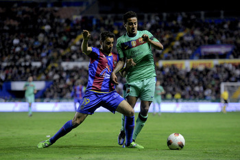 Levante UD currently can't compete with Barcelona, but with the right investors they could soon make a challenge.