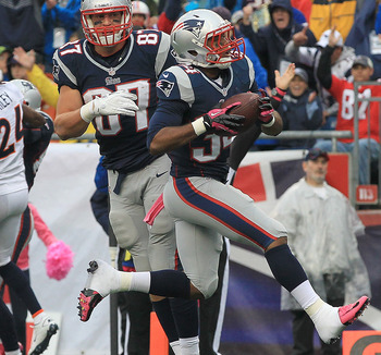 Shane Vereen could be an intriguing talent for another team.