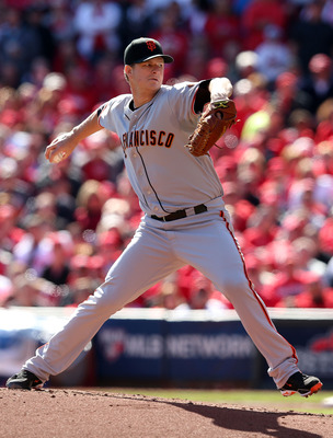 Matt Cain anchors one of the deepest pitching staffs in the MLB.