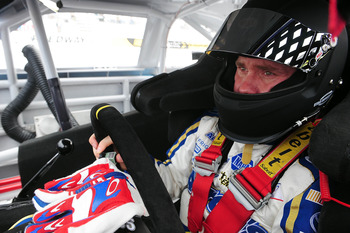 Brian Vickers is making the most of his part-time ride this season.