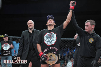 BloodyElbow.com via Bellator