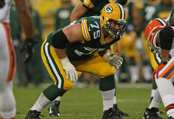Bulaga had a great season in 2011 but hasn't played at the same level this year.