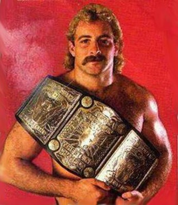 Magnum T.A. with his mustache in all its glory. Credit: (OWW)
