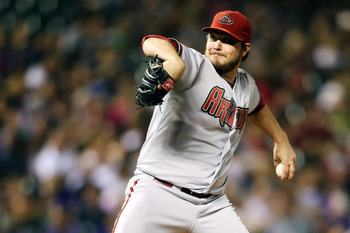 Starter Wade Miley was a pleasant surprise, leading the Diamondbacks' staff with 16 wins.