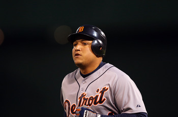 Cabrera is a Triple Crown winner, but that doesn't matter in the postseason.