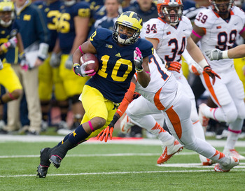 Let Jeremy Gallon turn on the jets, and Michigan's offense will soar