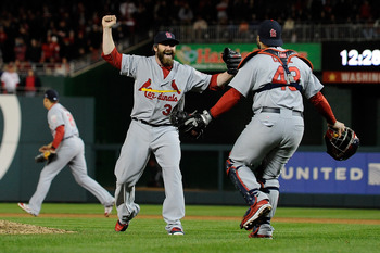 Motte and the Cards hope to celebrate another World Series trip