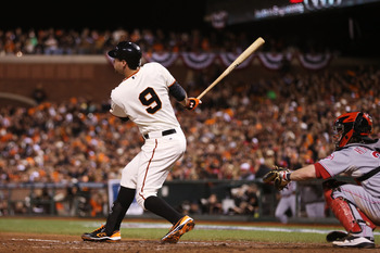 San Francisco needs Belt and Brandon Crawford to produce