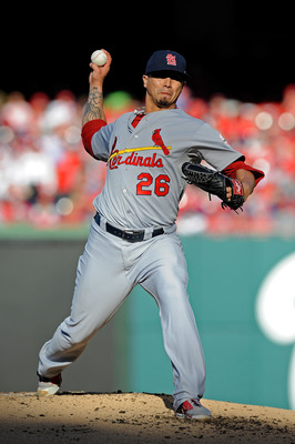 In the last year of his contract, Kyle Lohse has appeared to turn a corner and become a reliable starter.