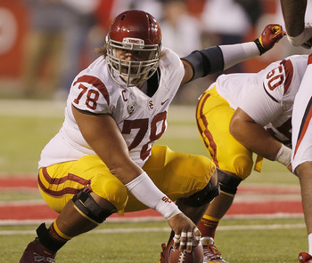 Khaled Holmes has been critical to the Trojans' success this year