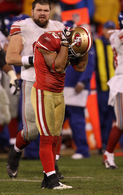 Kyle Williams was the goat of the 2011 NFC championship game