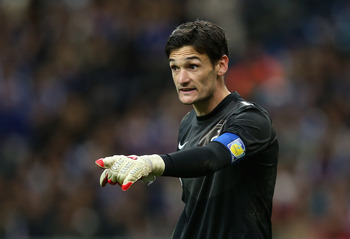 Undefeated so far, Hugo Lloris looks to keep that going against Spain.
