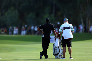 Tiger Woods needs to re-discover playing well on the weekend.
