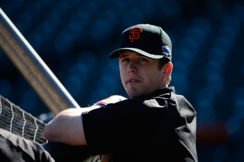 Buster Posey is as cool as his manager and Matt Cain, a trend in the Bay.