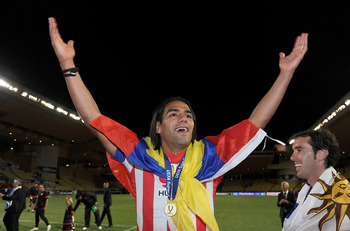 Radamel Falcao's success has inevitably led to him being linked with other clubs.