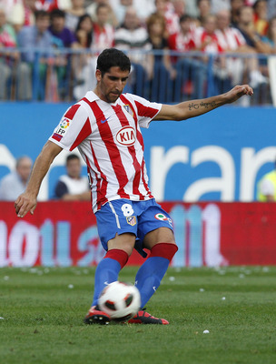 Raul Garcia is a good option for Simeone from the bench, but Atletico don't boast the same depth as Real or Barca.