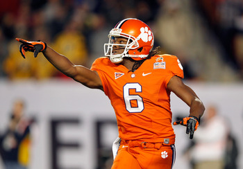 DeAndre Hopkins has starred for Clemson this year.