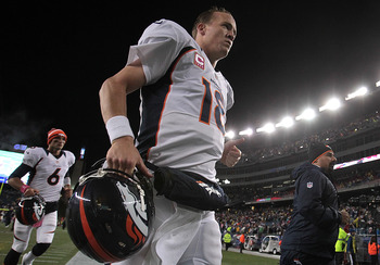 Peyton Manning faces San Diego in Monday Night Football