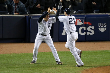 Raul Ibanez' late inning heroics have been truly incredible.