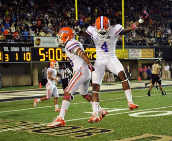 Can the Gators' offense be consistent enough to keep them atop the SEC?