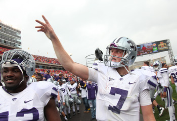 Is Collin Klein ready to lead Kansas State to the promised land?