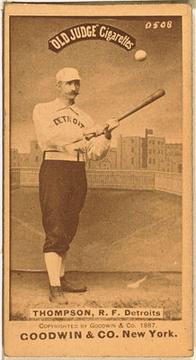 http://en.wikipedia.org/wiki/File:Sam_Thompson_Baseball_Card.jpg