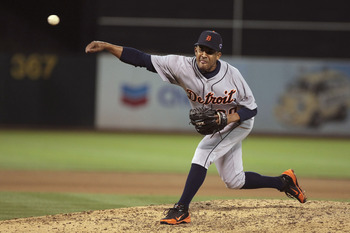 Octavio Dotel is a seasoned veteran who said he's ready for the ball in the ninth inning.