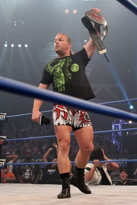 X-Division Champion Rob Van Dam