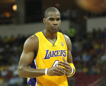 Antawn Jamison: great scorer who needs to learn a new role coming off the bench.