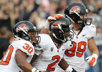 The Beavers have a good shot at being undefeated when they play Oregon.