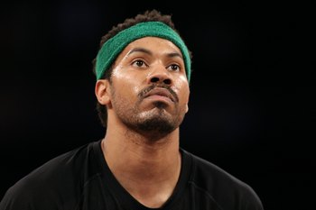 Sheed is setting his sites on making the Knicks roster.