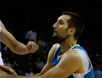 Are the Hornets really going to bring Ryan Anderson off the bench?