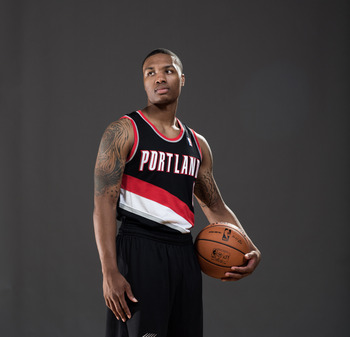 Lillard has taken the NBA world by storm and has the skill set to start right now