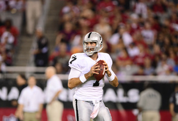 Should the Raiders be shopping Matt Leinart?