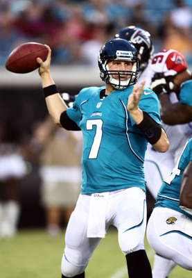 If the Jaguars won't start Chad Henne, should they trade him?
