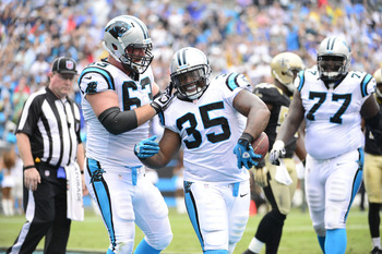 Should Carolina be shopping Mike Tolbert?