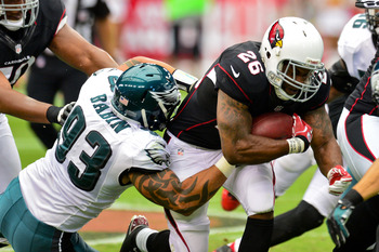 Arizona Cardinals miss Beanie Wells