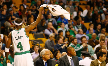 Jason Terry will be the leader of the Celtics' 6th man