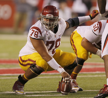 USC center Khaled Holmes