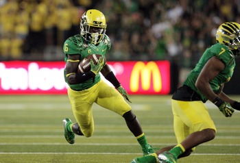 De'Anthony Thomas, Oregon