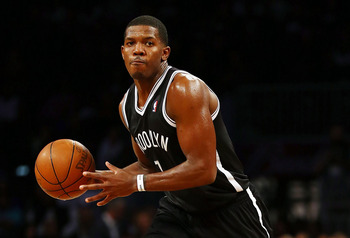 Joe Johnson enters his first year with the Brooklyn Nets.