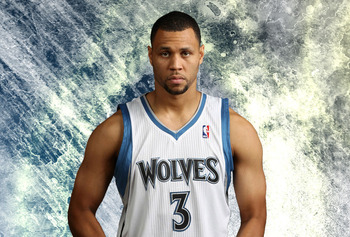 Brandon Roy now playing for divisional rival Minnesota Timberwolves. [Image circa Basketwallpapers.com]