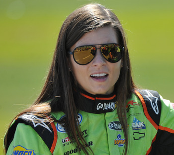 Danica Patrick is among our honorable mention candidates.