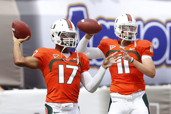 Back-up quarterback Ryan Williams might start for Stephen Morris.